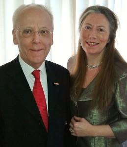 Caroline en Willem Brons