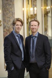 Martijn und Stefan Blaak